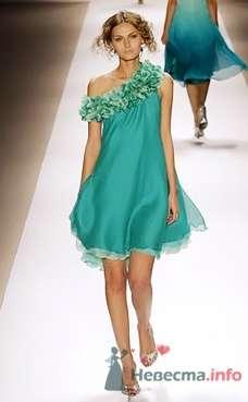 Коктейльное платье Tadashi от ПЛЮМАЖ - фото 1199 Плюмаж - бутик выходного платья и костюма