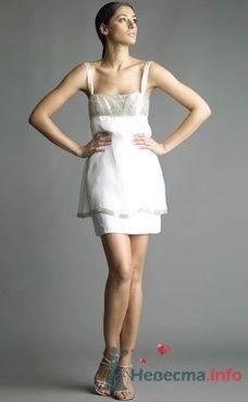 Коктейльное платье Ugo Zaldi от ПЛЮМАЖ - фото 1206 Плюмаж - бутик выходного платья и костюма