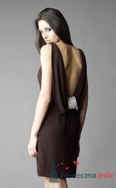 Коктейльное платье Ugo Zaldi от ПЛЮМАЖ - фото 1211 Плюмаж - бутик выходного платья и костюма