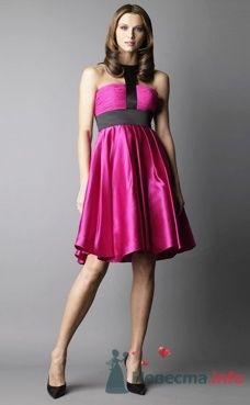 Коктейльное платье Ugo Zaldi от ПЛЮМАЖ - фото 1216 Плюмаж - бутик выходного платья и костюма