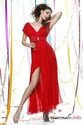 Вечернее платье CHATEAU MARGAUX - фото 30426 Плюмаж - бутик выходного платья и костюма