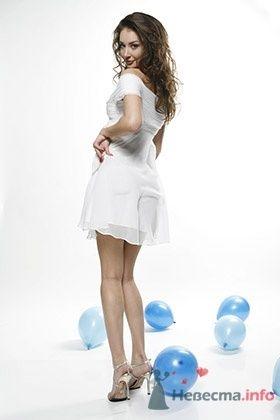 Коктейльное платье CHATEAU MARGAUX - фото 30430 Плюмаж - бутик выходного платья и костюма