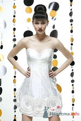 Коктейльное платье CHATEAU MARGAUX - фото 30439 Плюмаж - бутик выходного платья и костюма
