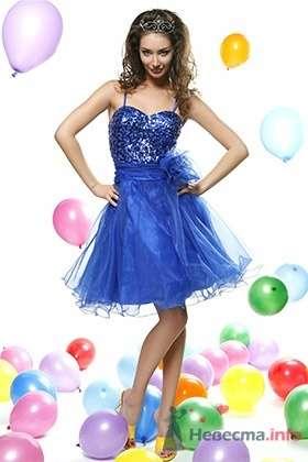 Коктейльное платье CHATEAU MARGAUX - фото 30446 Плюмаж - бутик выходного платья и костюма