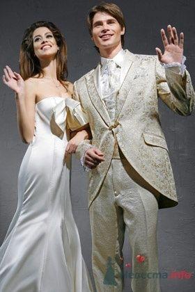 Свадебное платье Vera Wang - фото 30458 Плюмаж - бутик выходного платья и костюма