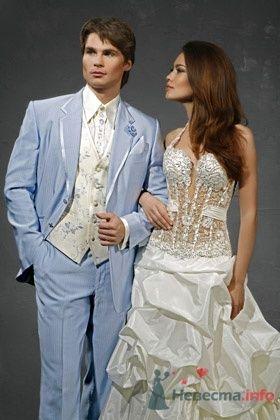Свадебное платье ILANA - фото 30476 Плюмаж - бутик выходного платья и костюма