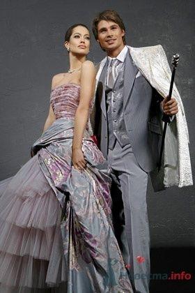 Свадебное платье Domo Adami - фото 30488 Плюмаж - бутик выходного платья и костюма