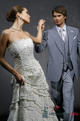 Свадебное платье Gaia - фото 30489 Плюмаж - бутик выходного платья и костюма