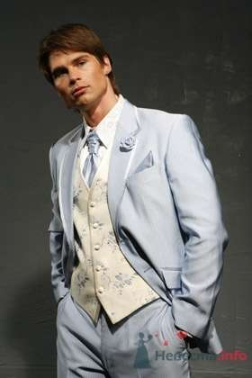 Мужской выходной костюм Ottavio Nuccio - фото 30494 Плюмаж - бутик выходного платья и костюма