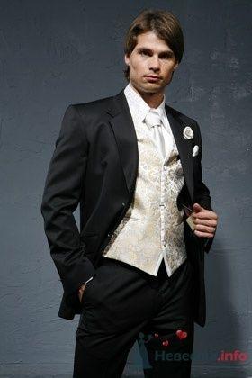 Мужской выходной костюм Ottavio Nuccio - фото 30501 Плюмаж - бутик выходного платья и костюма