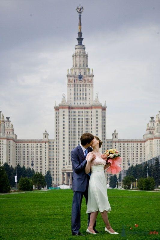 Фото 34134 в коллекции Молоды и счастливы - Свадебный фотограф Виктория Ромащенко