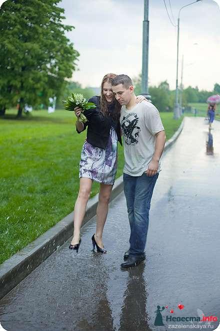 Фото 98987 в коллекции Love-Story - Татьяна и Иван - Фотограф Оксана Зазеленская