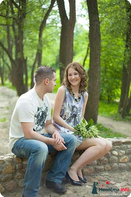 Фото 99017 в коллекции Love-Story - Татьяна и Иван - Фотограф Оксана Зазеленская