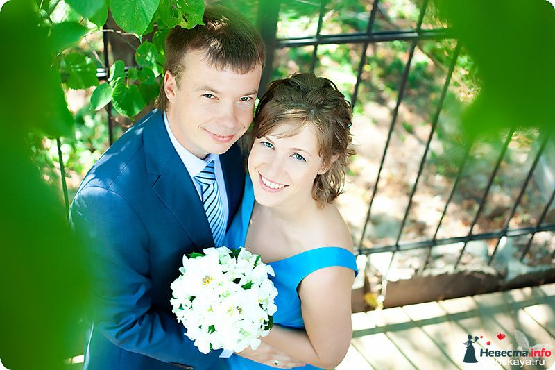 Настя и Андрей - 30.07.10 - фото 127863 Фотограф Оксана Зазеленская