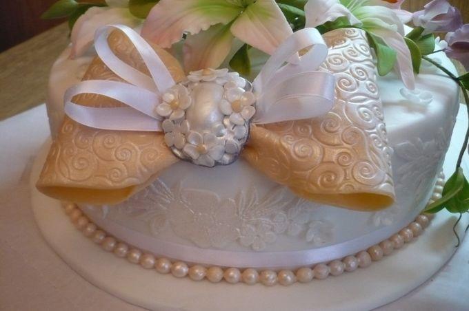 Съедобные украшения на торт своими руками