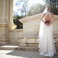 Классическое прямое кружевное платье