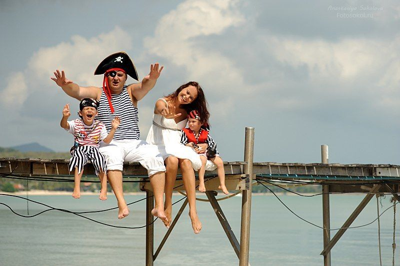 фотография, пиратская фотосессия москва рад