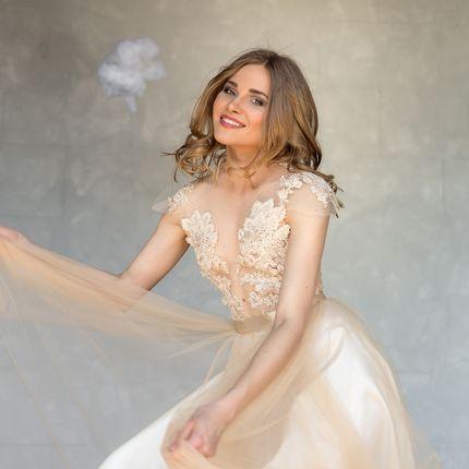 Свадебное платье Golden dash