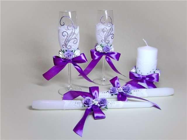Фото 5904994 в коллекции Оформление свадебных уксессуаров - Оформители Праздник66