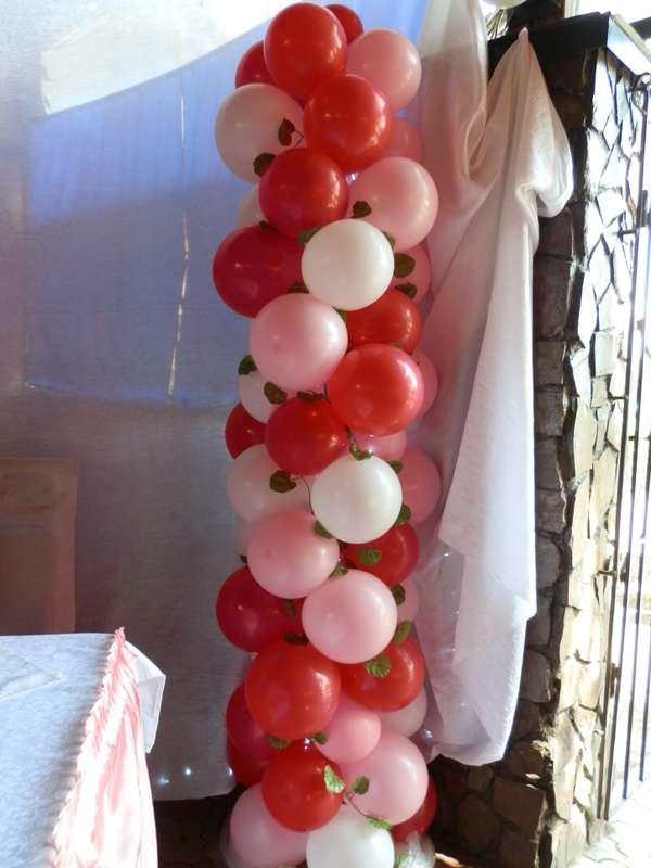 Фото 17958558 в коллекции Портфолио - Оформление воздушными шарами от Евгения Орлова