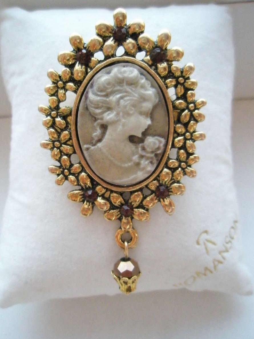 Фото 6719148 в коллекции Портфолио - Камеи для свадебных букетов от Елены Мироненко