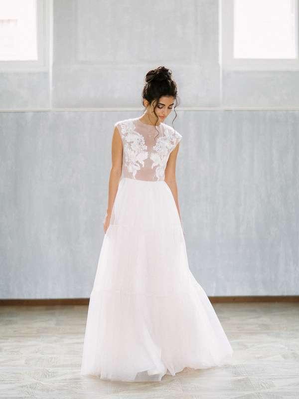 Свадебное платье Рапсодия - фото 16541178 Будуарный салон Boudoir-Wedding