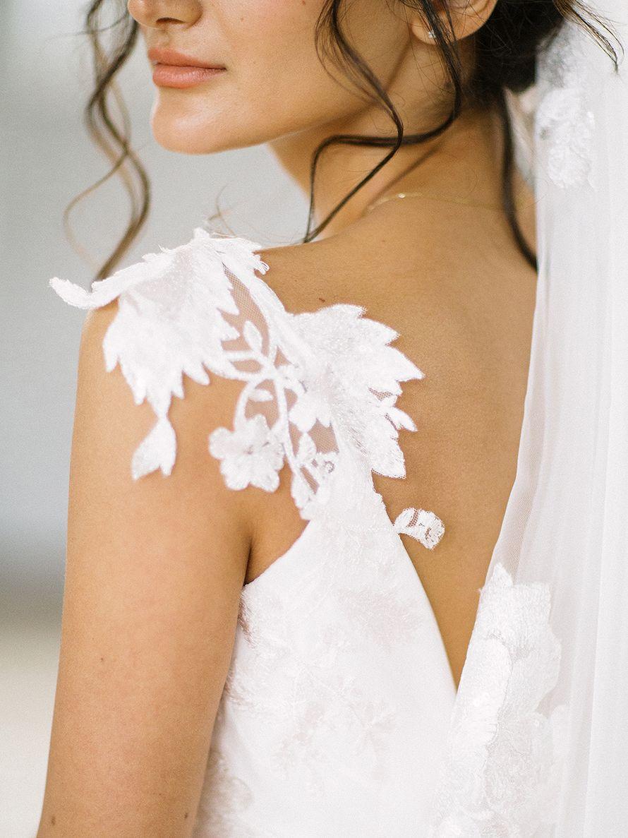 Свадебное платье Поэзия - фото 16541198 Будуарный салон Boudoir-Wedding