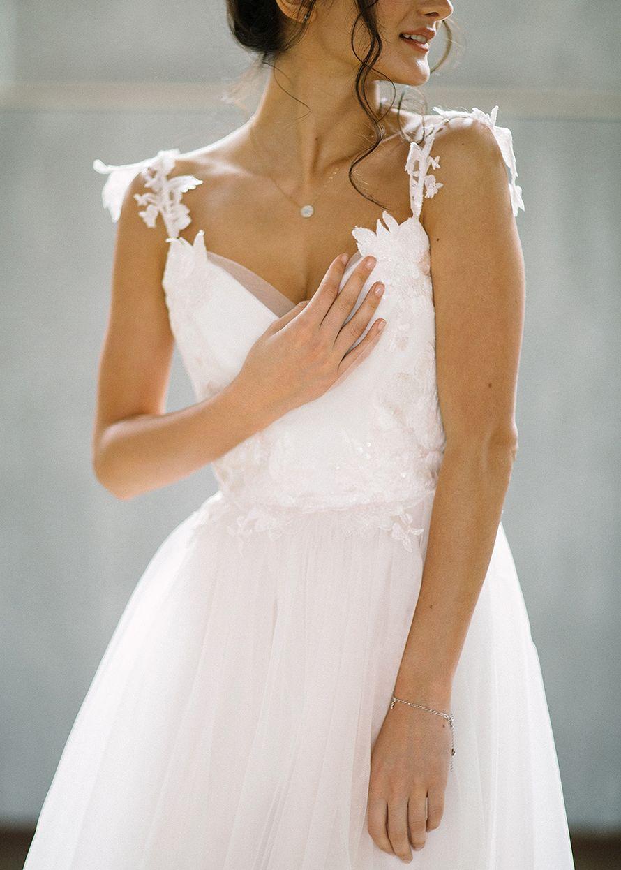 Свадебное платье Поэзия - фото 16541202 Будуарный салон Boudoir-Wedding