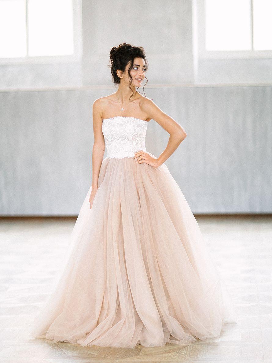 Свадебное платье Гармония - фото 16541240 Будуарный салон Boudoir-Wedding