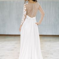 Свадебное платье Классика