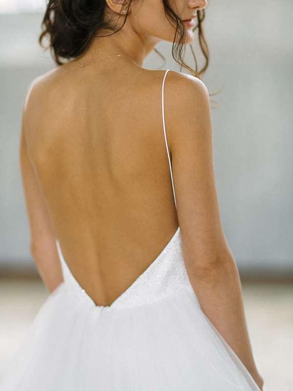 Свадебное платье Соната - фото 16541360 Будуарный салон Boudoir-Wedding