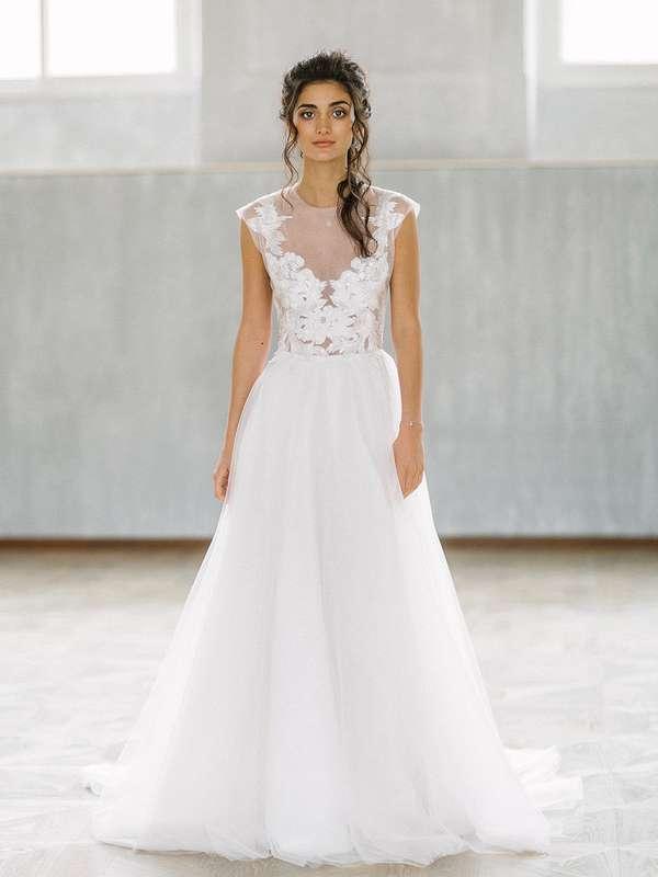 Свадебное платье Симфония - фото 16541410 Будуарный салон Boudoir-Wedding