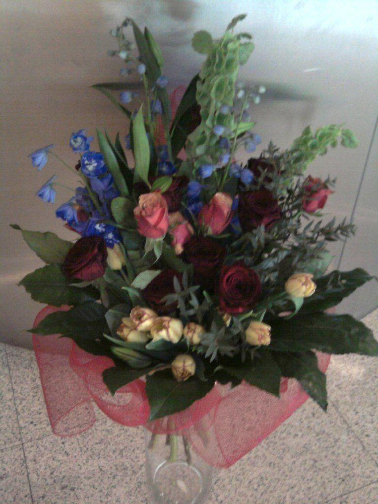 Фото 10105550 в коллекции подарочный букет - Флористика и декор FloriJi