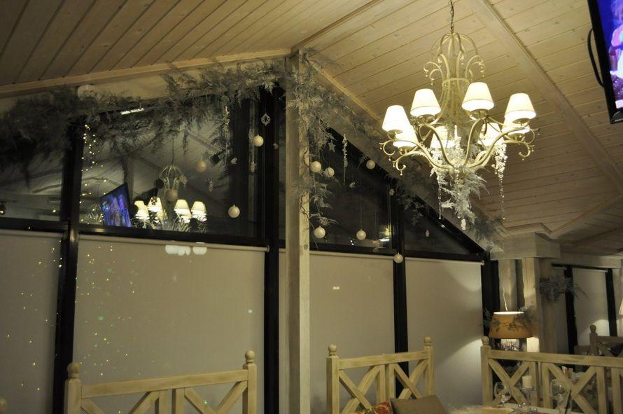 Новый год в ВЕРАНДЕ - фото 10105568 Флористика и декор FloriJi