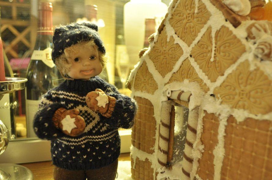 Новый год в ВЕРАНДЕ - фото 10105576 Флористика и декор FloriJi