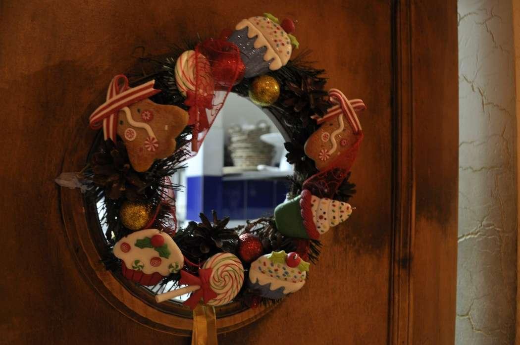 Новый год в ВЕРАНДЕ - фото 10105580 Флористика и декор FloriJi