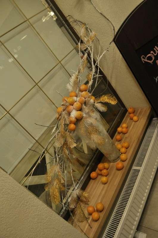 Новый год в ВЕРАНДЕ - фото 10105586 Флористика и декор FloriJi