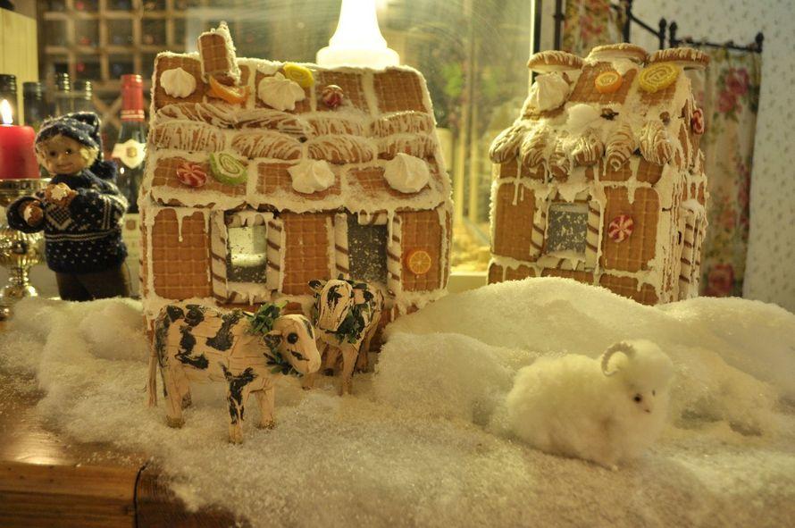 Новый год в ВЕРАНДЕ - фото 10105590 Флористика и декор FloriJi