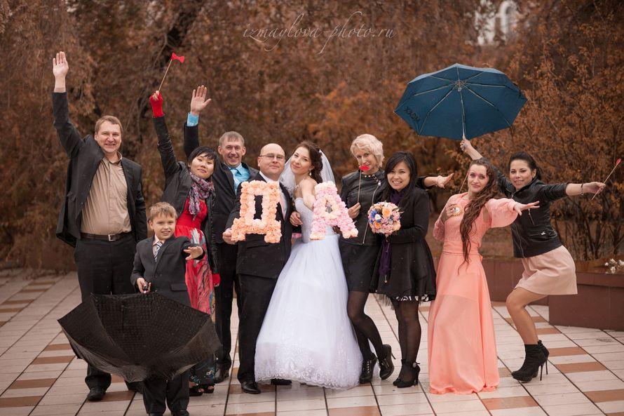 Фото 5950562 в коллекции Свадьбы - Свадебный фотограф Измайлова Елена
