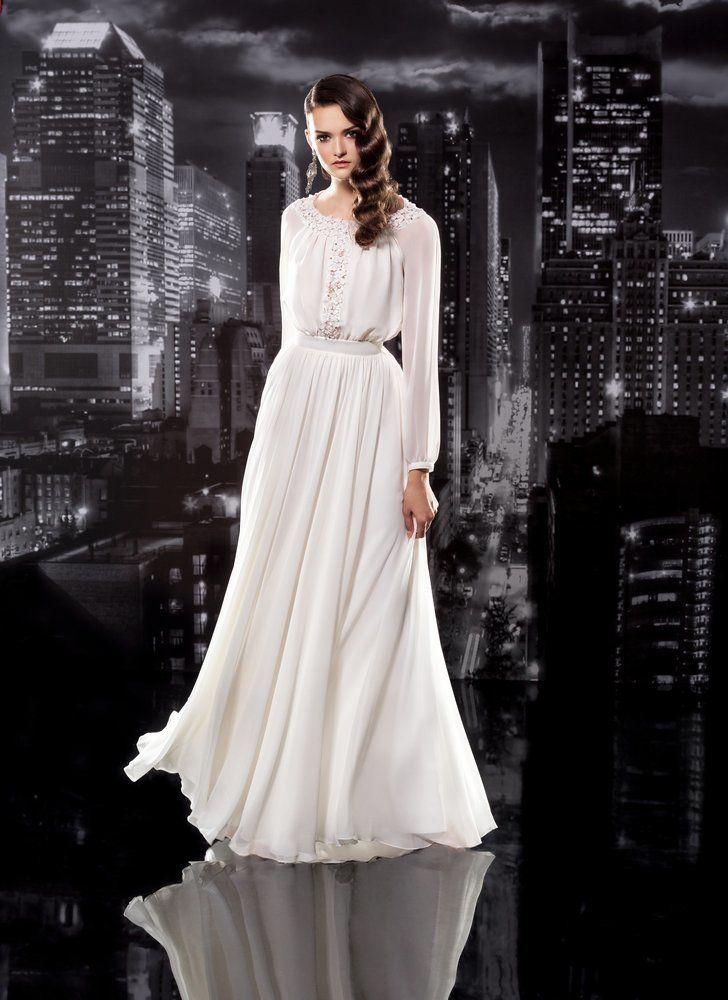 Вечернее платье - модель 109