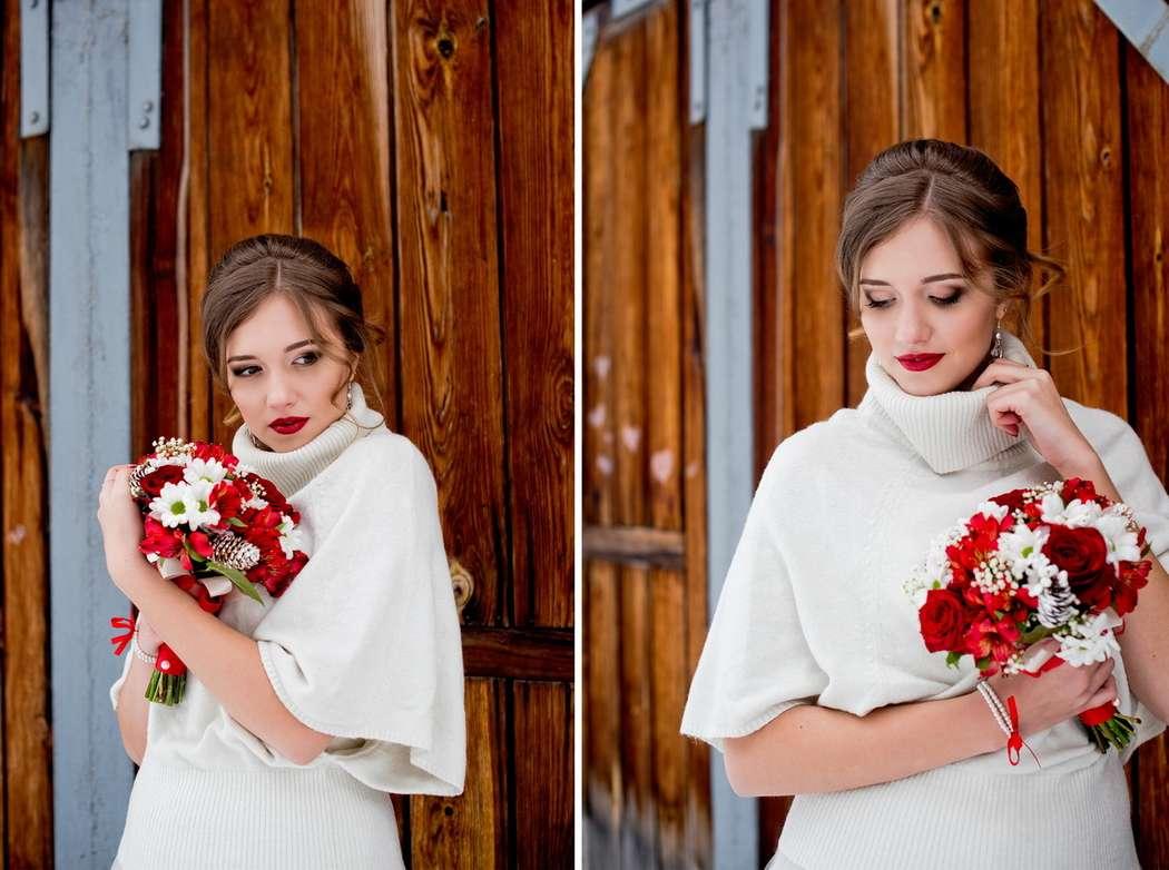 Фото 5999957 в коллекции Портфолио - Визажист-стилист Оксана Лисачева