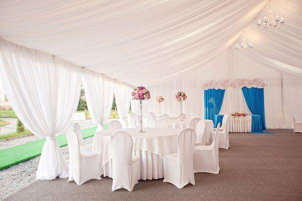 Фото 7467268 в коллекции Портфолио - Аренда шатра от Ателье идеальных свадеб