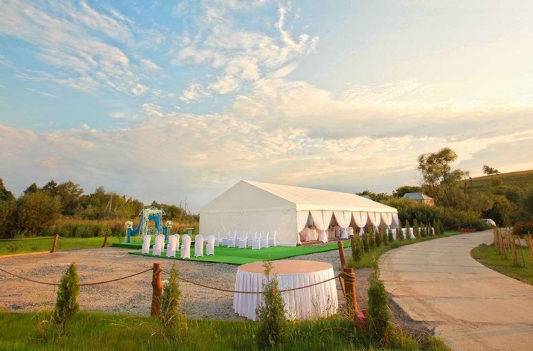Фото 7467274 в коллекции Портфолио - Аренда шатра от Ателье идеальных свадеб