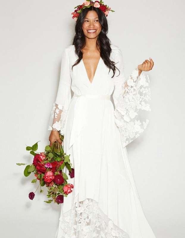 Beach Wedding Dresses Hawaiian Wedding Shop - oukas.info