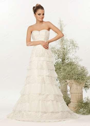 Фото 741747 в коллекции Свадебные платья - Первый свадебный салон в Белореченске
