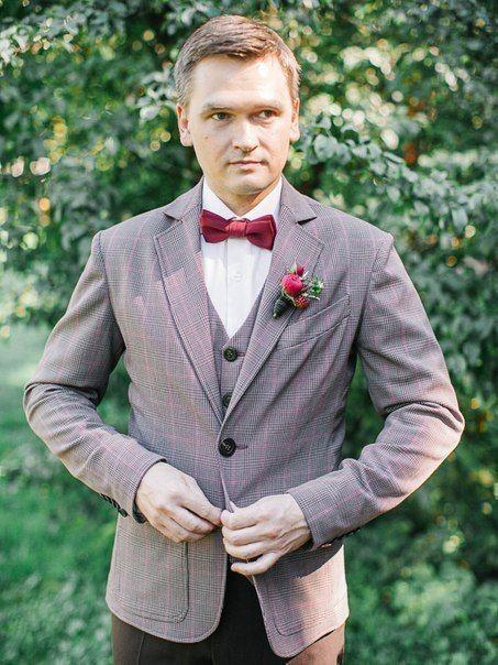 Пошив мужского костюма-тройки
