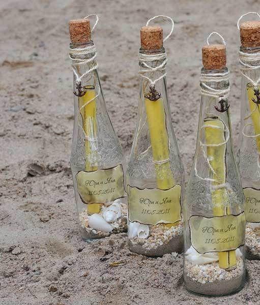Подарочные бутылочки своими руками 79