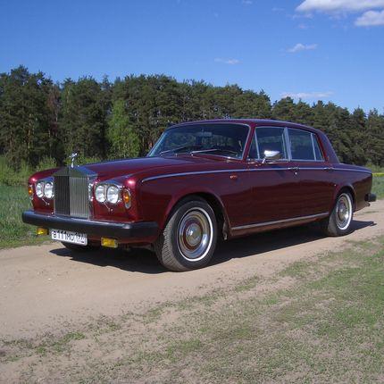 Аренда Rolls Royce
