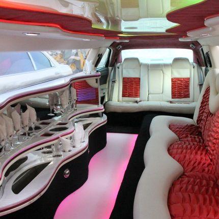 Аренда лимузина Крайслер 300с RR-стиль 685