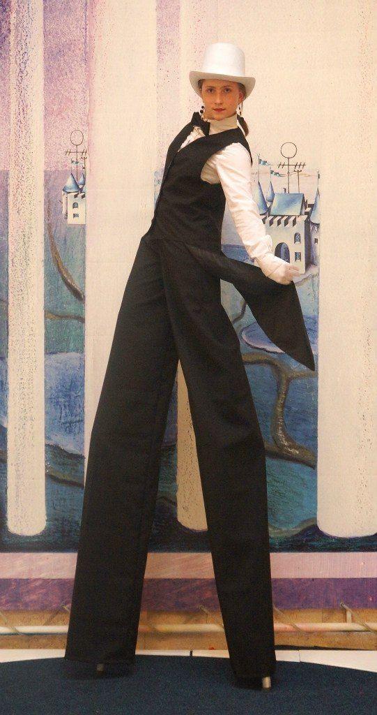 Фото 6060111 в коллекции ХОДУЛИСТЫ (костюмы) - Творческий коллектив Огни большого города